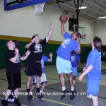 NOVA Police Basketball Tournament a Slam Dunk