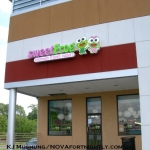 New Sweet Frog Yogurt Shop Opens