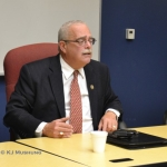 Congressman Visits Medical Education Campus