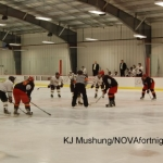 NOVA Ice Hockey Plays 2 Games This Weekend