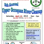 Occoquan River Cleanup Needs Volunteers