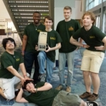 NOVA Robotics Team Wins Award at World Competition
