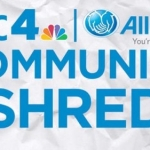Paper Shred and Holiday Food Drive