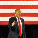 Trump to Rally in Manassas Tonight